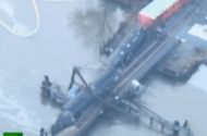 New Jersey Toxic Train Derailment: Unsafe Chemical Levels in the Air, Residents Sickened