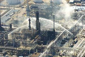 Refinery Pollution Charges