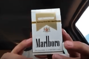 Light Cigarettes