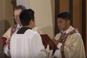 Priest Quits