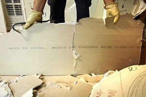 Rules Sought for Chinese Drywall Settlements