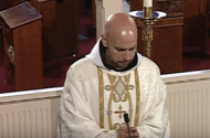 N.H. Priest Tried On Molestation Charges