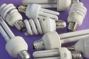 Mercury Content Compact Fluorescent Lights