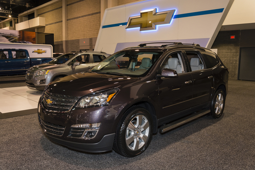 GM Recalls 1.2 Million Vehicles Due to Side-Impact Airbag Defect