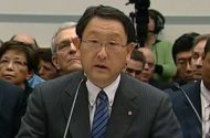 Toyota President Agrees to Testify Before Congressional Panel
