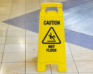 Personal Injury Lawsuits - Slip And Fall Accidents