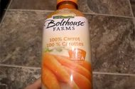 FDA Warns of Botulism Risk in Bolthouse Farms Carrot Juice
