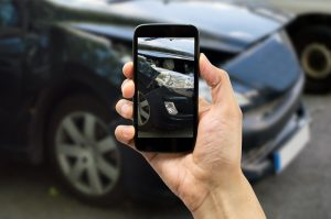 Do's and Don'ts Following a Car Accident take photos