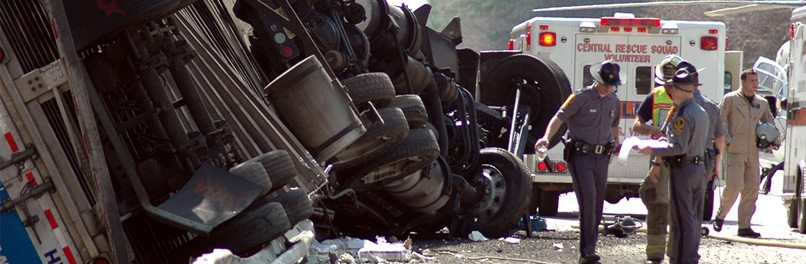 Injuries That Are Commonly Found In Truck Accidents