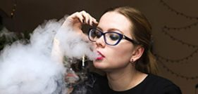 E-Cigarettes with Nicotine may Lead to Heart Attack or Stroke