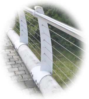 details about failure of railing