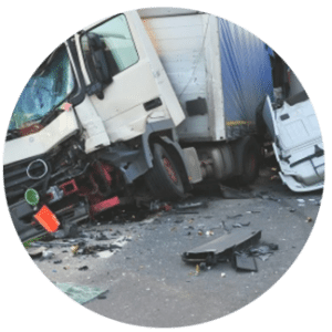 information about filling a legal claim regarding car and truck accident