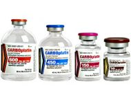Hospira Recalls Injectable Carboplatin Due To Particulates In Vials