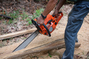 Dangerous Chainsaws Recalled