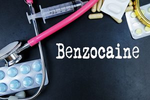 Painkillers Containing Benzocaine