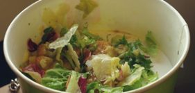 Cyclospora Contaminated Salads at McDonald's Restaurants
