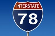 Berks County Crash and Fire Closes Interstate 78 in Both Directions