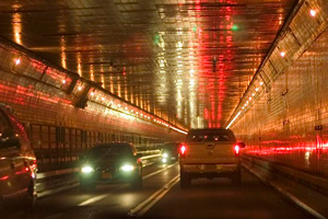 Lincoln Tunnel Crash Leads to Delays