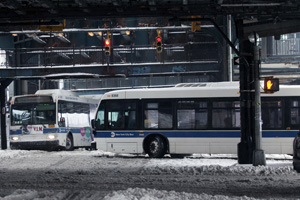 MTA Buses Delayed