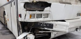 Eight People Suffer Injuries in Crash Involving Small School Bus on the LIE