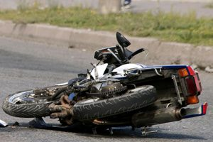 Motorcyclist Rear Ends Vehicle