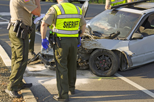 Fatal Single Vehicle Accident
