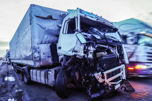 Suffolk County Truck Accident