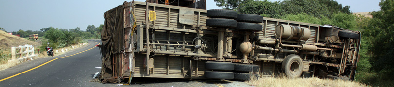 Truck Accidents in Suffolk County