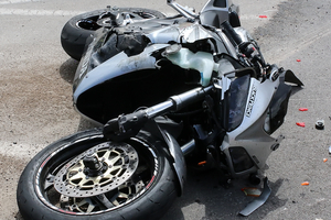 motorcycle crash claims