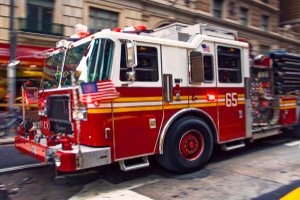 NYC Firefighter Killed