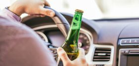 Passenger in Vehicle Dies in Drunk Driving Accident