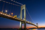 One Person Injured on Verrazano-Narrows Bridge