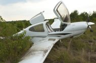 Small Plane Crash Near St. Augustine, Florida