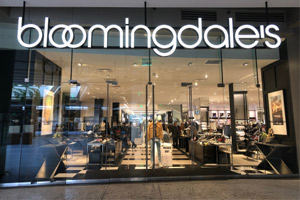 Wall Collapse Injures Bloomingdale's Employee