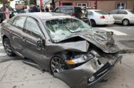 Map Indicates Dangerous Spots for Car Accidents in Queens