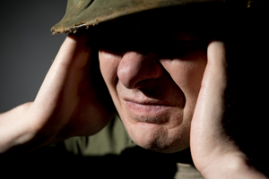disabled veteran who sustained permanent hearing loss after using defective 3M Dual-Ended Combat Arms™ earplugs.