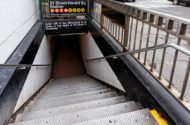 Woman Dies After Falling Down Subway Stairs Holding Infant