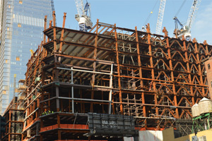 New York Lawmakers Address the NYC's Hundreds of Miles of Scaffolding