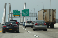 Multiple Accidents on Goethals Bridge on Staten Island