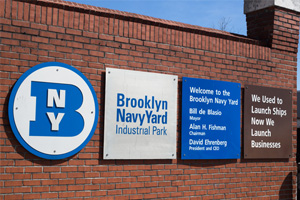 Self-Driving Cars to Debut in Brooklyn Navy Yard