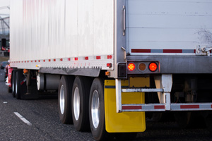 Fatal tractor-trailer hit-and-run accident