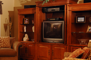 Consumer Product Safety Commission Recalls Entertainment Center