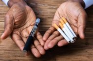 E-Cigarettes Not Substitute for Traditional Cigarettes