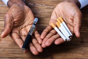 This latest e-cigarette study pulls the alleged health gap between tobacco and e-cigs steadily closer.