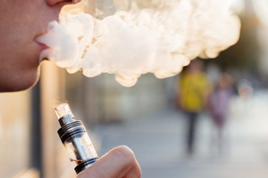 The American Lung Association Says: Do Not Use E-Cigarettes