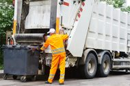 Garbage Truck Accident on W. Commercial Blvd. in Lauderhill, Florida
