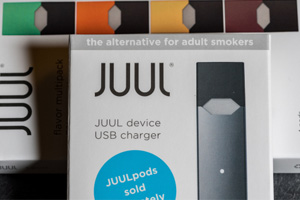 Juul CEO Steps Down as Company Accepts Ban