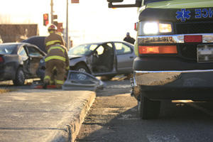 Serious Traffic Accident in Hauppauge Causes Serious Injuries