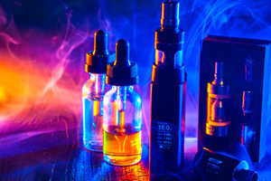 How did Vaping Go from Cigarette Alternative to Being at the Center of a Health Crisis?