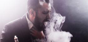 Vaping Illnesses Tied to Chemical Burns
